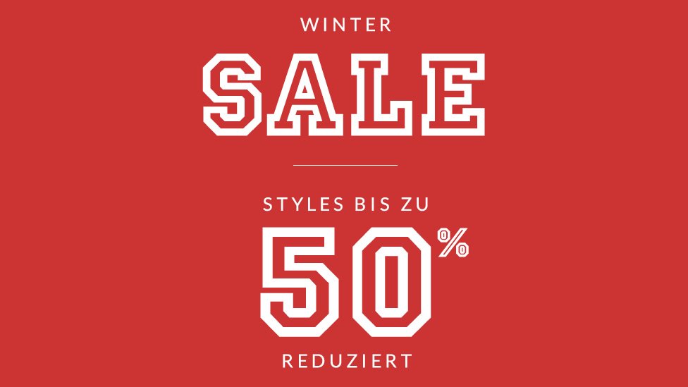 Tom Tailor Sale 50 %  + 20 % Gutscheinaktion